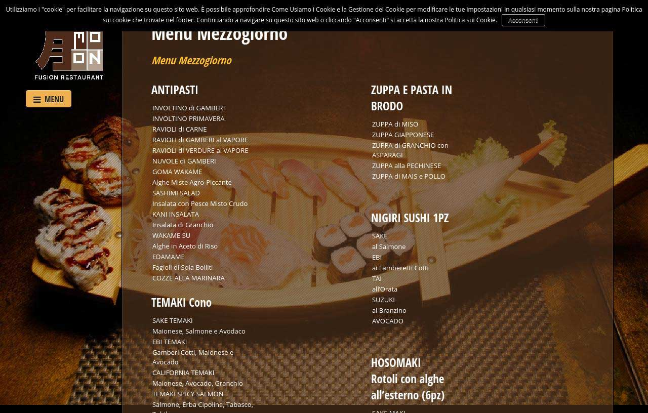 fusionmoon-menu